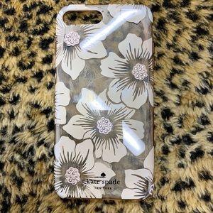 💕3/$25‼️💕KATE SPADE♠️NEW YORK iPHONE 7 PLUS CASE